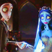 Hand In Hand - corpse-bride icon