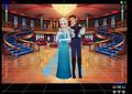 Hans Elsa Scenery