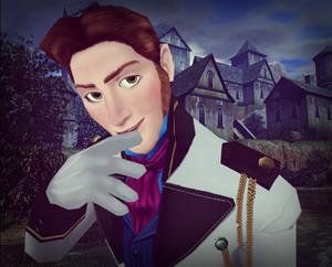 Hans - 《冰雪奇缘》