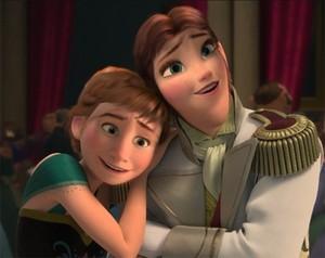 Hans and Anna Faceswap