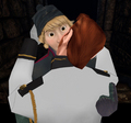 Hans and Kristoff Kiss - yaoi photo