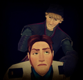 Hans and Kristoff