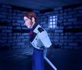 Hans in Jail