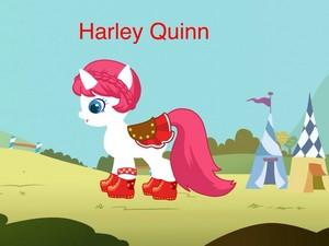 Harley Quinn (pony)