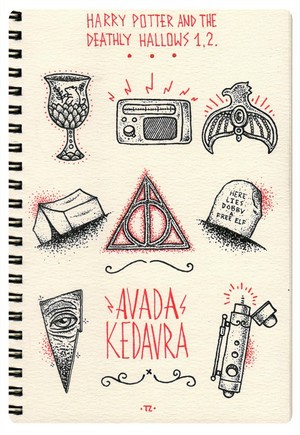 Harry Potter - Movie Posters ♥