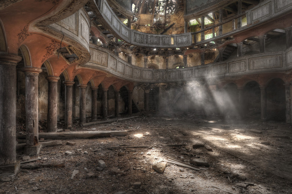 haunting and beautiful abandoned buildings anjs angels
