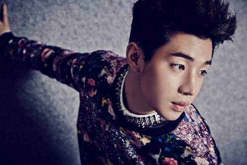"Henry Lau of Suju m!! wallpaper probably containing a portrait entitled Henry ""Fantastic"" Teaser Image"