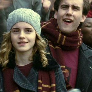 Hermione and Neville