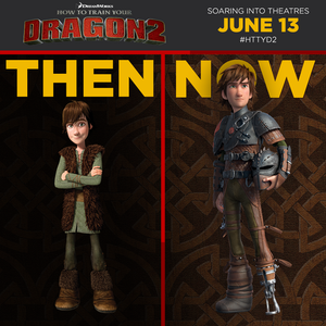 Hiccup Then and Now
