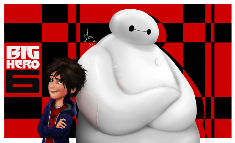 big hero 6 movie baymax - photo #16