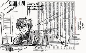 Hiro sketch