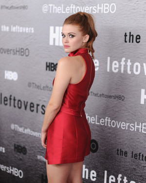 Holland attends 'The Leftovers' premiere in NYC