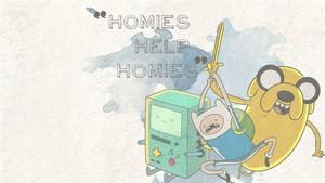 Homies Help Homies