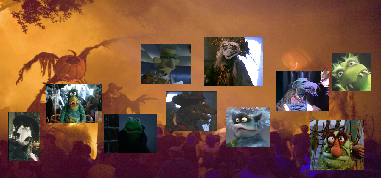 Horror Night to the Max, Muppets Edition