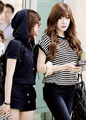 Hot Tiffany and Sunny❤ ❥ - girls-generation-snsd photo