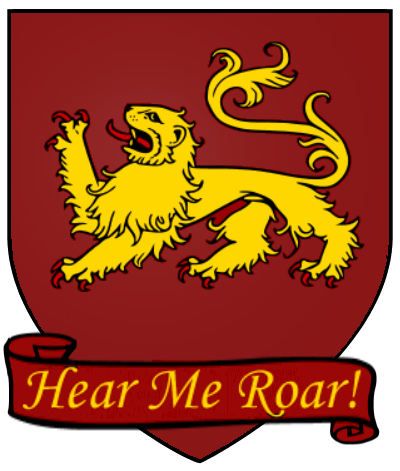 Песнь Льда и Огня Обои possibly with a sign and Аниме called House Lannister
