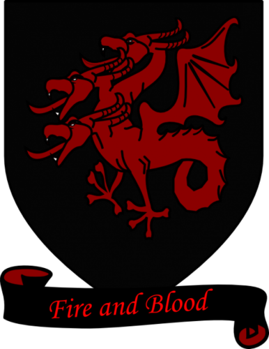 A Song of Ice and Fire wallpaper titled House Targaryen