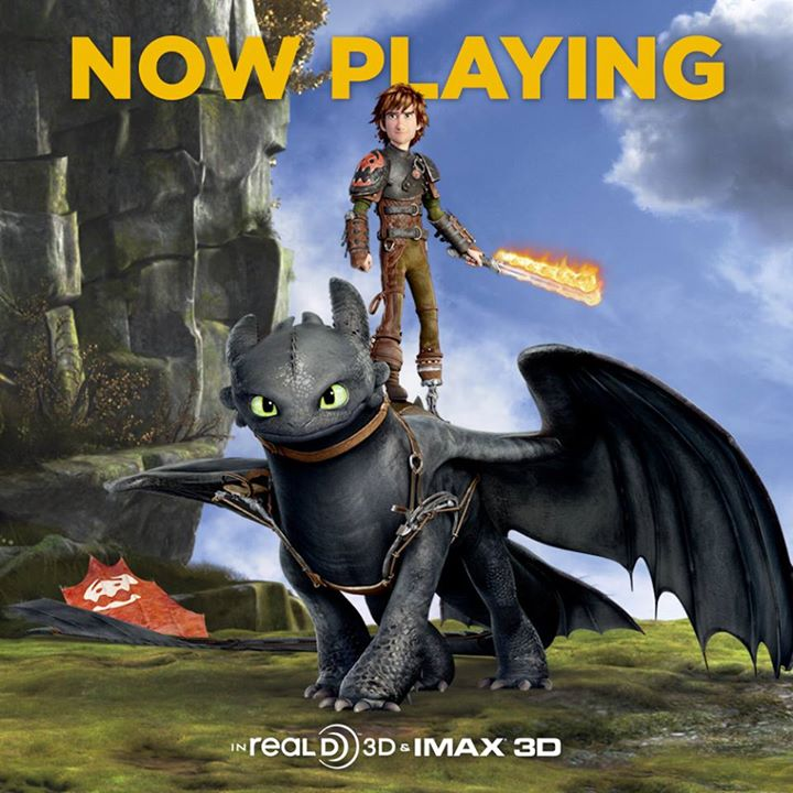 How To Train Your Dragon 2 - Now Playing