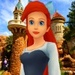 Human Ariel - kingdom-hearts icon