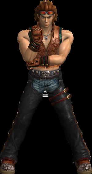 Hwoarang Tekken (Теккен) 6