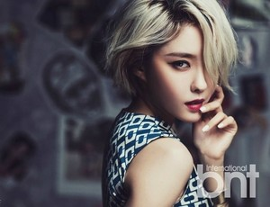 Hyomin for BNT