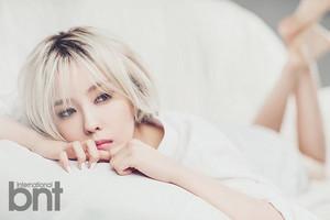Hyomin for BNTnews
