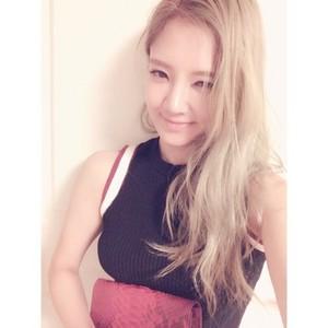 Hyoyeon Instagram