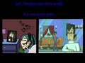 I Miss You - total-drama-island fan art