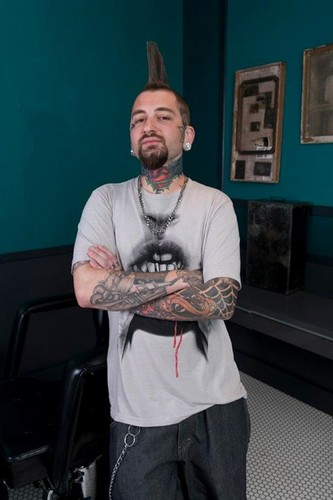 Ink Master wallpaper probably with a herring, a flathead catfish, and a o jantar, lanchonete called Ink Master | Season 2 | Clint Cummings