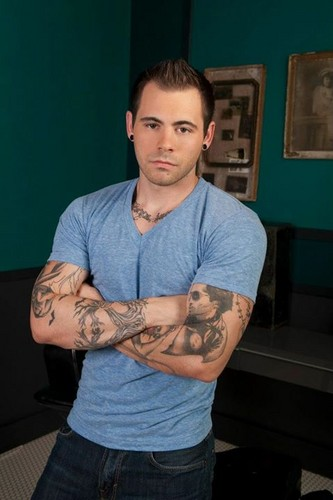 Ink Master wallpaper called Ink Master | Season 2 | Nick D'Angelo