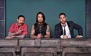 Ink Master | Season 2 | The Judges