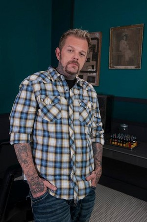 Ink Master | Season 2 | Tray Benham