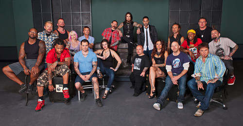 Ink Master wallpaper probably with a show, concerto called Ink Master | Season 2