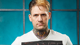 Ink Master wallpaper entitled Ink Master | Season 3 | Kyle Dunbar
