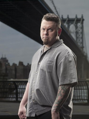 Ink Master wallpaper probably with a street, a business suit, and an outerwear called Ink Master | Season 4 | Jim Francis