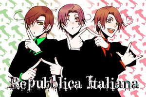 Italy and his siblings