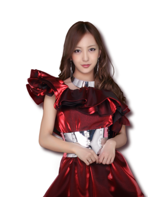 Itano Tomomi in Team Surprise