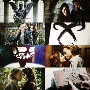 Jace and Clary Fanart