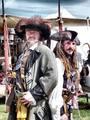 Jack- Sparrow Hector- Barbossa