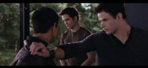 Jacob, Edward and Emmett