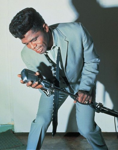 Sini12 바탕화면 probably with a 라이플 총병, 라이플 맨, 라이플 총 병 and a green 베레모, 베 레모 titled James Brown