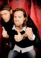 Jared and Jensen  - jensen-ackles photo