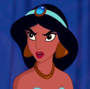 Jasmine's mind look