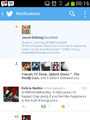 Jason Dohring Favoted my tweet!
