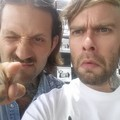 Jeph and Bert - the-used photo