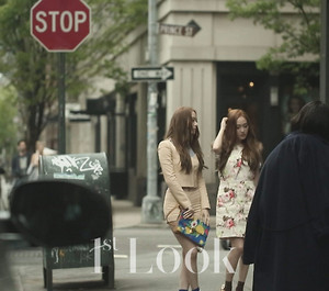 Jessica and Krystal 1st Look