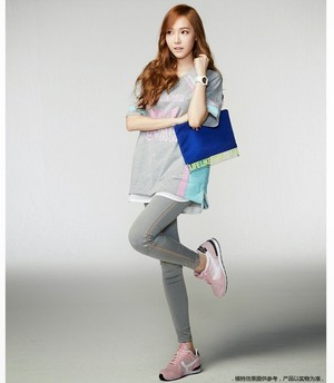 Jessica for Li-Ning Summer 2014