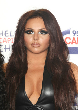 Jesy at Summertime Ball