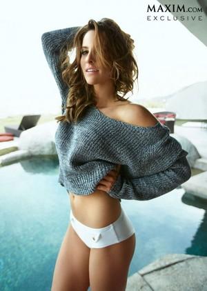 Jill Wagner// Maxim Magazine