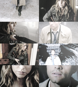 Jo and Cas ♥